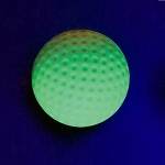 Black Light Neon Green Low Bounce