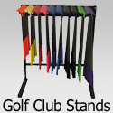 Steel Golf Club Stands