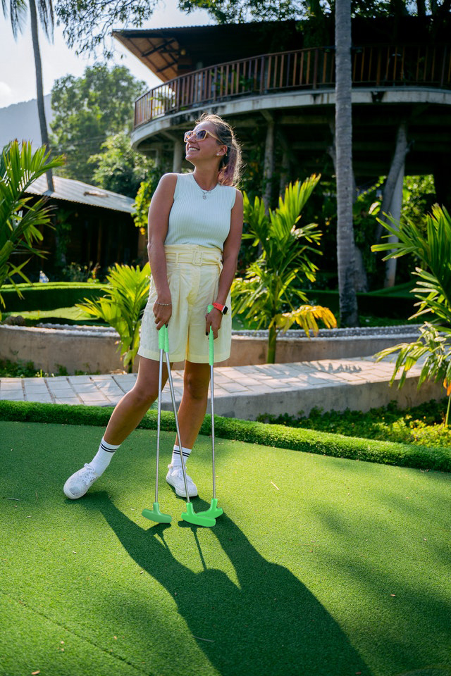 Mini Golf- What has Changed and Why It's Still Fun