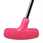 Pink Rubber Shape Putter