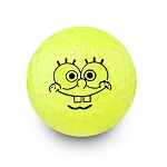 Spongy Novelty Ball