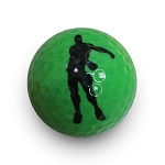 Green Flosser Novelty Ball