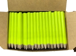 Neon Yellow Hex Pencil