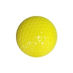 Yellow Cut-Proof Ball