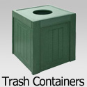 Trash Containers