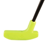 Yellow Urethane Fiberglass Putter
