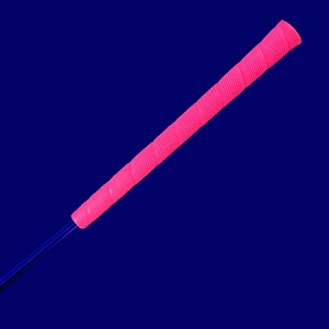 Black Light Neon Pink Grip