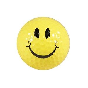 Smiley Face  Floater Novelty